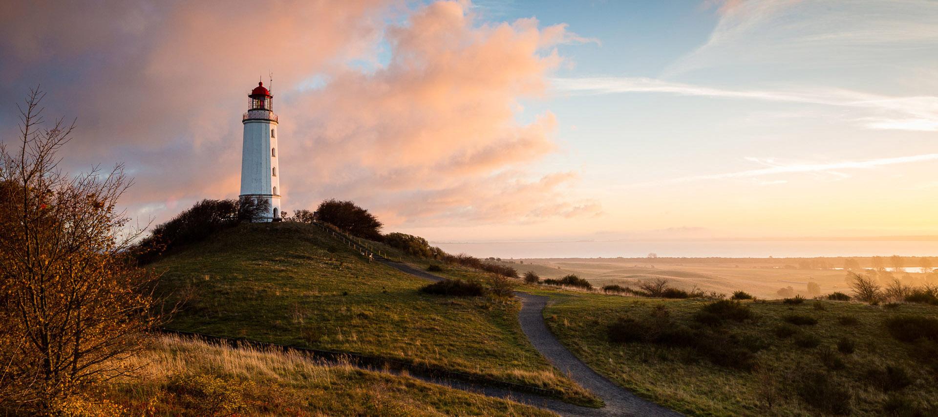 Leuchtturm-hiddensee